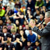 """Longmont Mayor Dennis Coombs declares Jan. 4 as Raptor Nation Day during the fall sports assembly at Silver Creek High School on Friday, Jan. 4, 2013. For more photos visit  <a href=""""http://www.BoCoPreps.com"""">http://www.BoCoPreps.com</a>.<br /> (Greg Lindstrom/Times-Call)"""