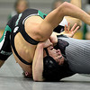 "Niwot's Matthew Strope struggles against Daniel McLean during the dual meet at Niwot High School on Wednesday, Jan. 23, 2013. For more photos visit  <a href=""http://www.BoCoPreps.com"">http://www.BoCoPreps.com</a>. <br /> (Greg Lindstrom/Times-Call)"