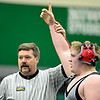 "Silver Creek's Andy Nott reacts after pinning Niwot's Mitchell Allen during the dual meet at Niwot High School on Wednesday, Jan. 23, 2013. For more photos visit  <a href=""http://www.BoCoPreps.com"">http://www.BoCoPreps.com</a>. <br /> (Greg Lindstrom/Times-Call)"