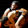 "Skyline's Braden Richards, top, competes against Mead's Dyllan Burch during the dual meet at Mead High School on Wednesday, Jan. 24, 2013. For more photos visit  <a href=""http://www.BoCoPreps.com"">http://www.BoCoPreps.com</a>.<br /> (Greg Lindstrom/Times-Call)"