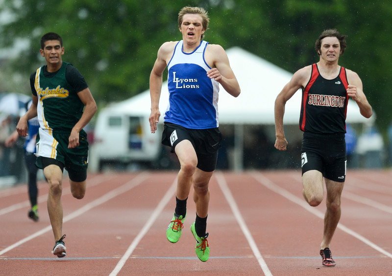 2012 Colorado High School State Track and Field Championships