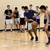"""Gabe Grant, right, defends Kaelin Blair during a drill at basketball practice at Twin Peaks Charter Academy on Friday, Jan. 4, 2013. For more photos visit  <a href=""""http://www.BoCoPreps.com"""">http://www.BoCoPreps.com</a>.<br /> (Greg Lindstrom/Times-Call)"""