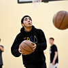"Alex Heredia looks to shoot during basketball practice at Twin Peaks Charter Academy on Friday, Jan. 4, 2013. For more photos visit  <a href=""http://www.BoCoPreps.com"">http://www.BoCoPreps.com</a>.<br /> (Greg Lindstrom/Times-Call)"