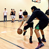 """Bobby Alteaga tries to dribble around Alex Heredia during basketball practice at Twin Peaks Charter Academy on Friday, Jan. 4, 2013. For more photos visit  <a href=""""http://www.BoCoPreps.com"""">http://www.BoCoPreps.com</a>.<br /> (Greg Lindstrom/Times-Call)"""