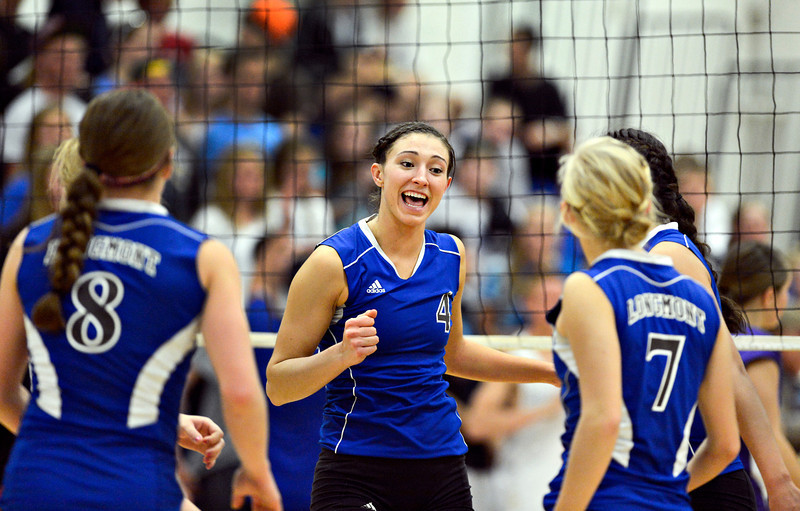 Longmont Volleyball