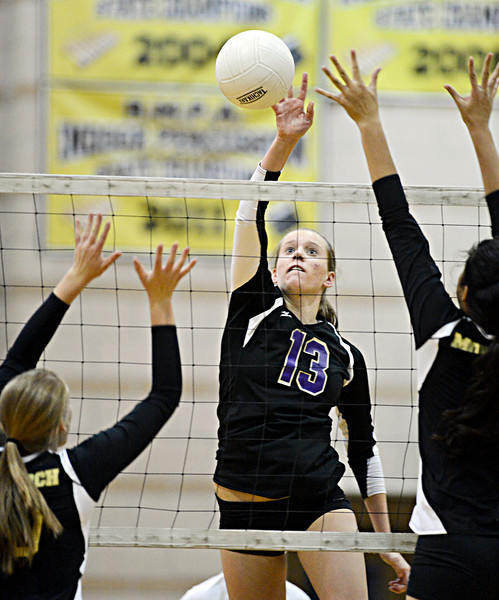 Boulder Monarch Volleyball