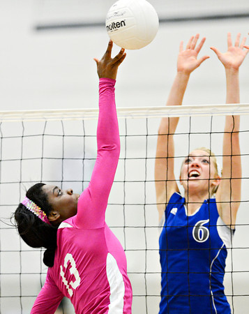 Longmont Skyline Volleyball