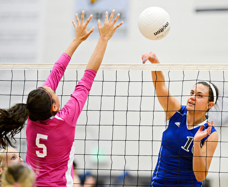 Longmont Skyline Volleyball