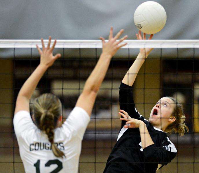 Silver Creek Niwot Volleyball