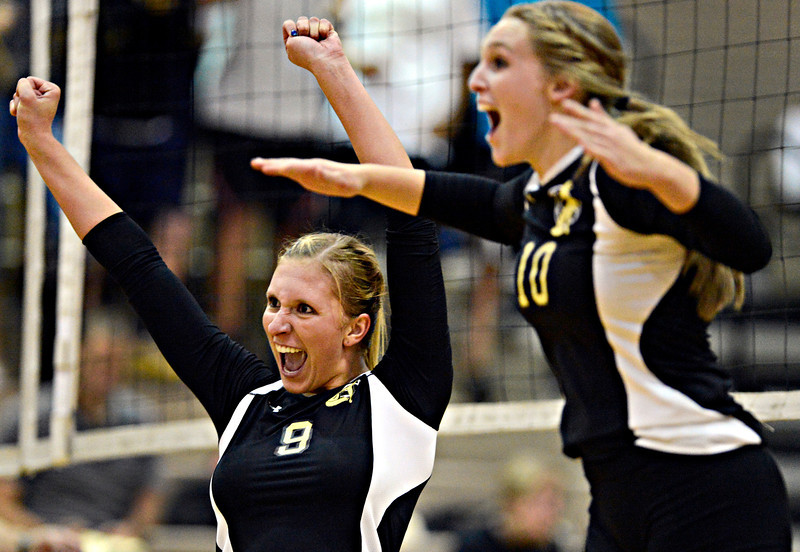 Boulder Monarch Volleyball