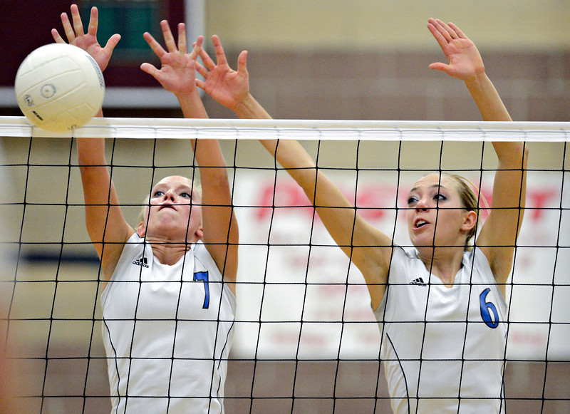 Longmont Silver Creek Volleyball