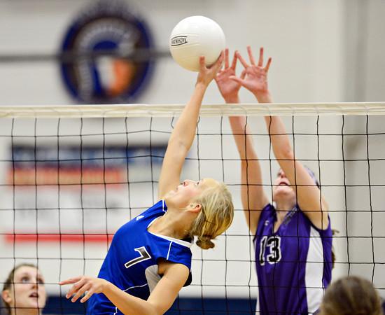 Longmont Volleyball