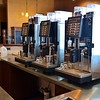 Coffee brewing machines at the new Ziggi's Coffee House at 104th Ave. and Federal Blvd. in Westminster on Thursday.<br /> February 14, 2013<br /> staff photo/ David R. Jennings