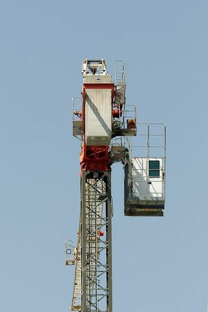 Working construction crane. Update ne167 . Gosford.