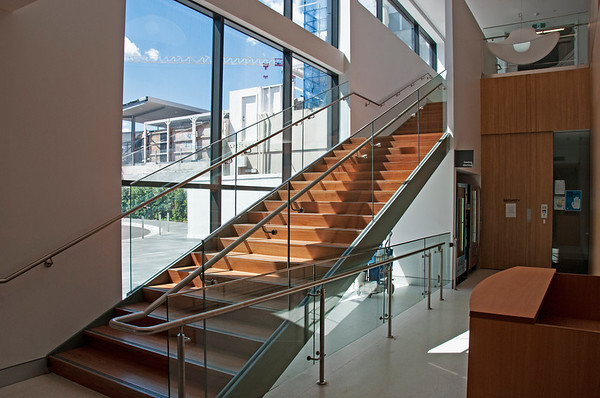Gosford Hospital building progress H45ed September 2018.