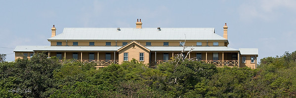 Quarantine Station , Sydney.