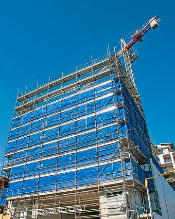 Building progress 117. At 47 Beane St. Gosford. August 2018.