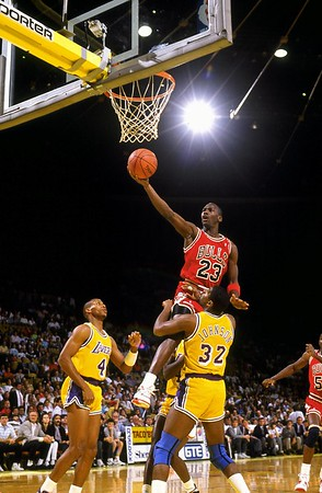 JORDAN (241) LAYUP MAGIC