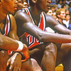 JORDAN (217B) 1984 USA BASKETBALL BENCH ALVAN ROBERTSON 2
