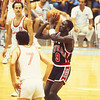 263 JORDAN, MICHAEL FT 1984 OLYMPIC GOLD MEDAL GAME SPAIN