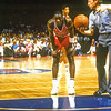 JORDAN (205) 1984 US TEAM VS NBA
