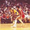 502 WORTHY, JAMES  1983 Rookie  VS DR  J