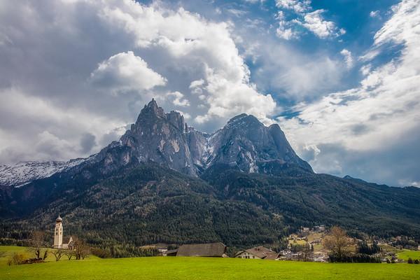 Val Gardena, Italy