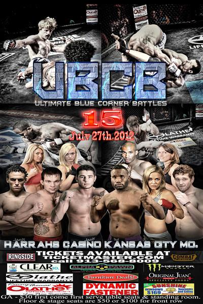 UBCB 16 Pro Show