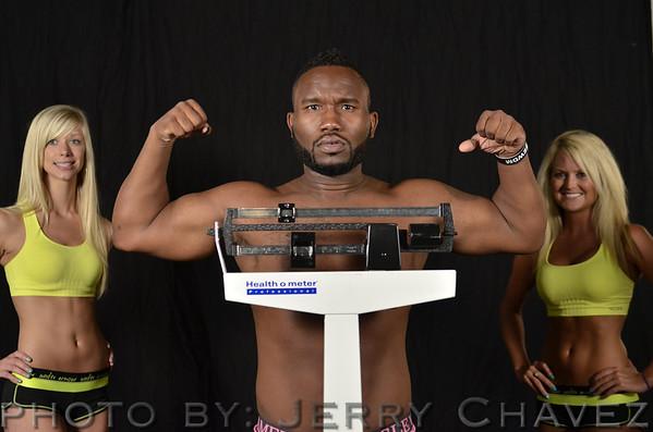UBCB 15 weigh-ins