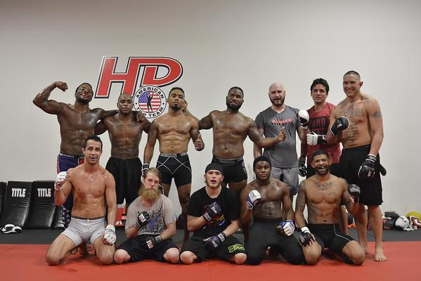 HD MMA