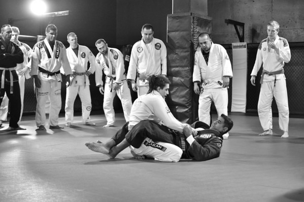 BJJ CAMP photo's and video february 23, 2013