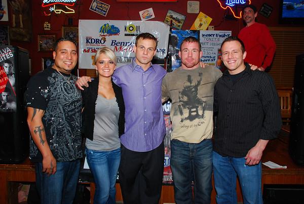 MMA CHAMP Matt Hughes Fans