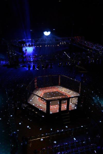 Shamrock MMA  5-18