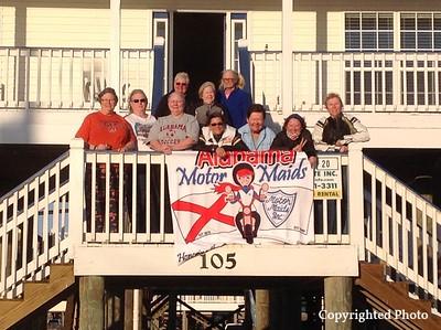 Kathy, Deborah, PJ, Marianne, Jan, Deb, Laurie, Becky, Melanie, and Karrie