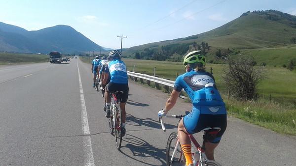 ALP Cycles Tour of Colorado 2016
