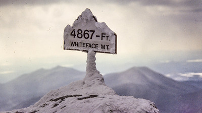 Ski to the summit of Whiteface
