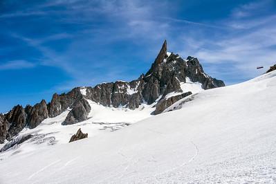Dent du Geant: Chamonix, France