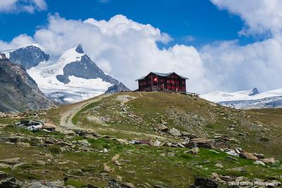 Fluhalp, Switzerland