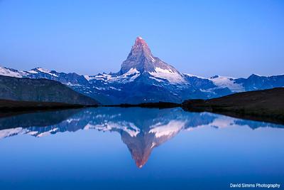Dawn at Matterhorn