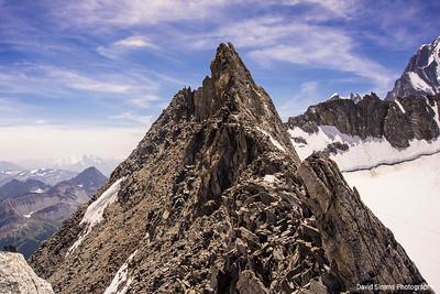 Aiguilles d' Entreves: Chamonix, France