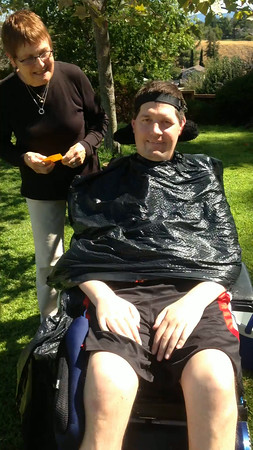 DD Ice Bucket Challenge
