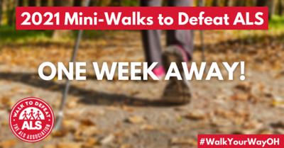 2021 Mini-Walks in a week