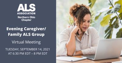 Evening Caregiver/Family ALS Group