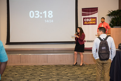 Fall 2016 Alumni Speed Mentoring and Mock Interviews held at CSUDH in the Loker Student Union on October 7th 2016