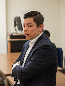 2017 Professor for a Day featuring DH Alumna Erick Garcia on April 13th at California State University Dominguez Hills