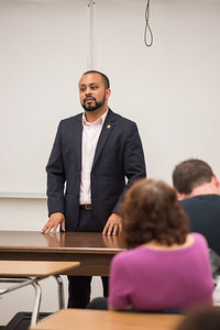 2017 Professor for a Day featuring DH Alum Kishore Ramalagan on April 12th at California State University Dominguez Hills