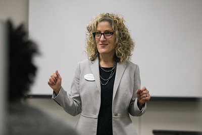 2017 Professor for a Day featuring DH Alumna Laura Perdew on April 13th at California State University Dominguez Hills