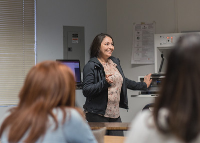 2017 Professor for a Day featuring DH Alumna Janet Andrade on April 13th at California State University Dominguez Hills