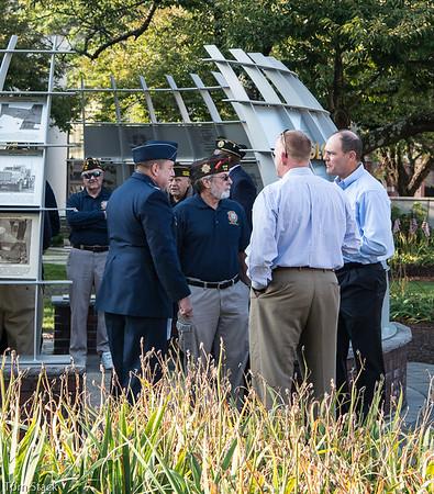 War on Terror Memorial 2017