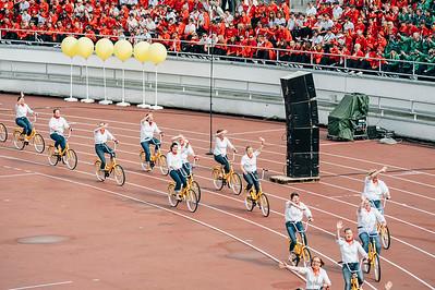 Helsinki 12.7.2015 Gymnaestrada